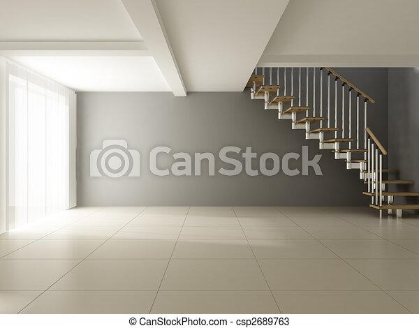 Modernes Inneres - csp2689763