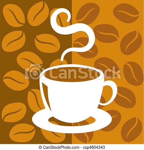 Kaffeezeit - csp4804343