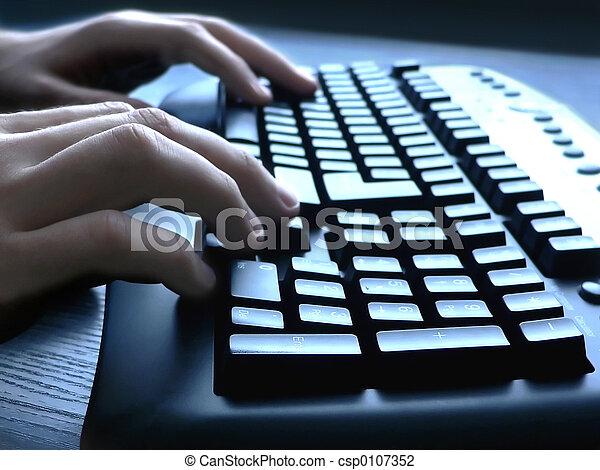Keyboard - csp0107352