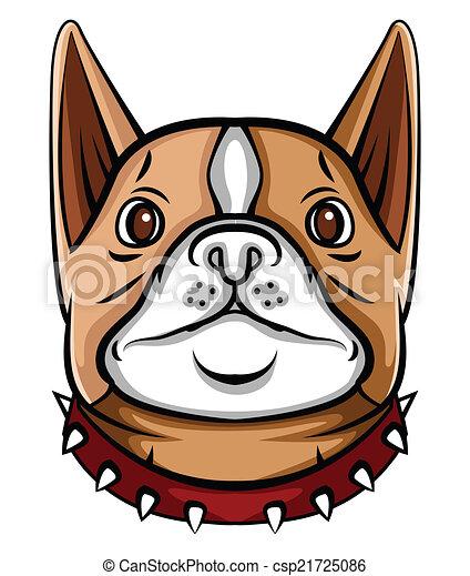 Hundekopf - csp21725086