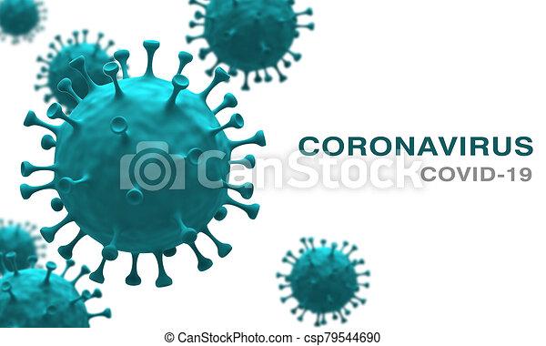 korona, virus, covid-19 - csp79544690