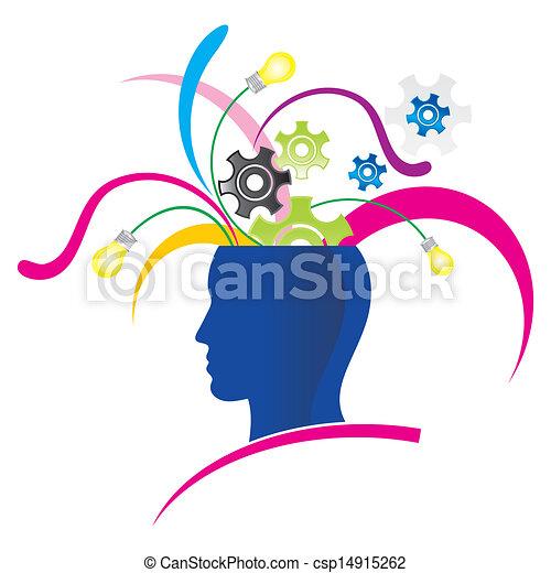 Kreatives Denken - csp14915262