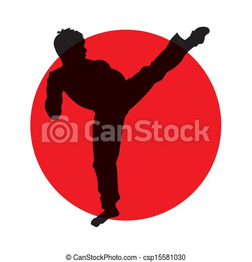 Martial Arts - csp15581030