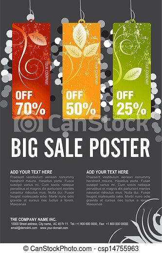 Leaflet Design - csp14755963