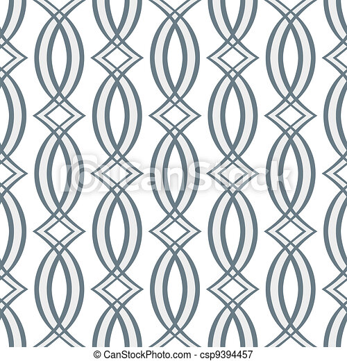 Leichtes Muster - csp9394457