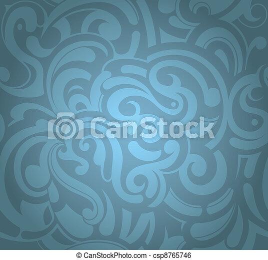 Leichtes Muster - csp8765746