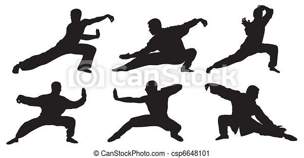 Martial Arts - csp6648101