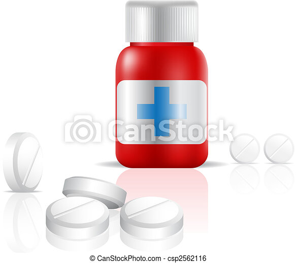 medikation - csp2562116