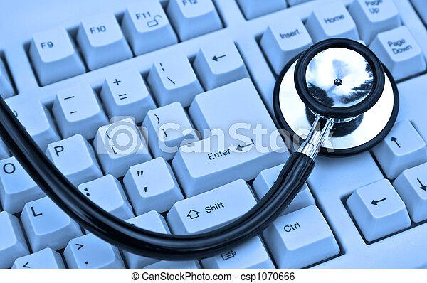 Medizinische Technologie - csp1070666