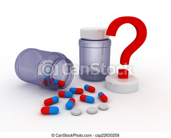 Medizinisches Konzept. - csp22630259