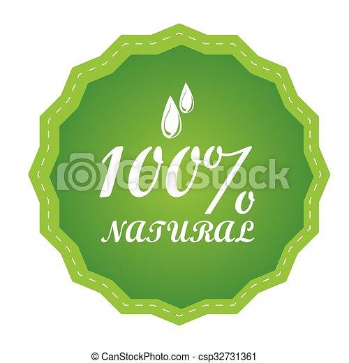 Mineralwasser. - csp32731361
