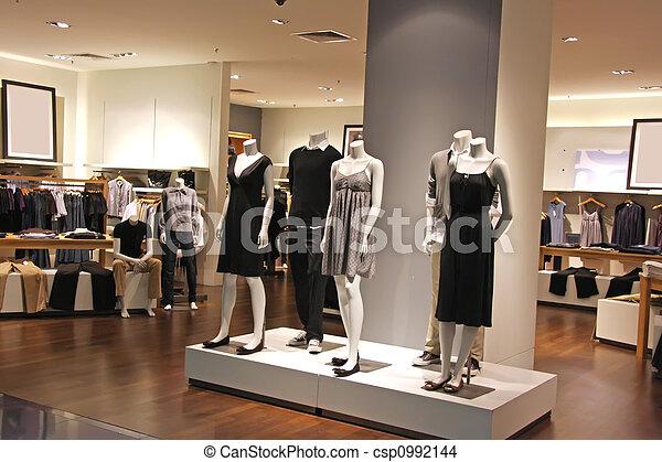 Modehandel - csp0992144