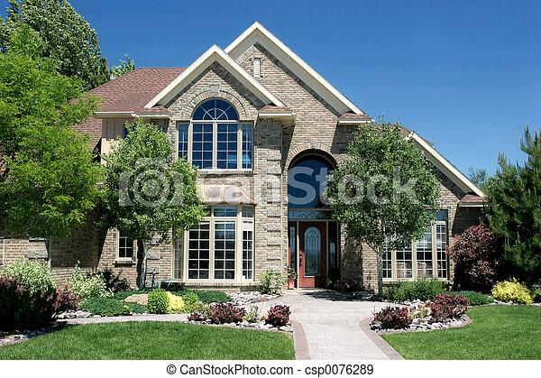 Moderne Wohnung - csp0076289
