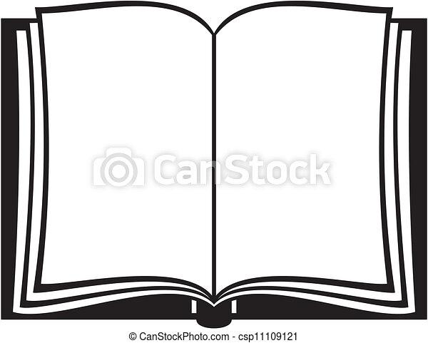 Offenes Buch. - csp11109121