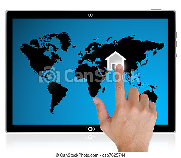 pc computer, tablette - csp7625744