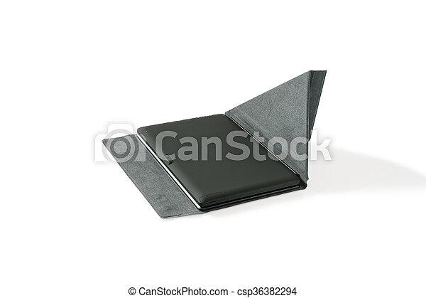 Tablet PC und Tastatur. - csp36382294