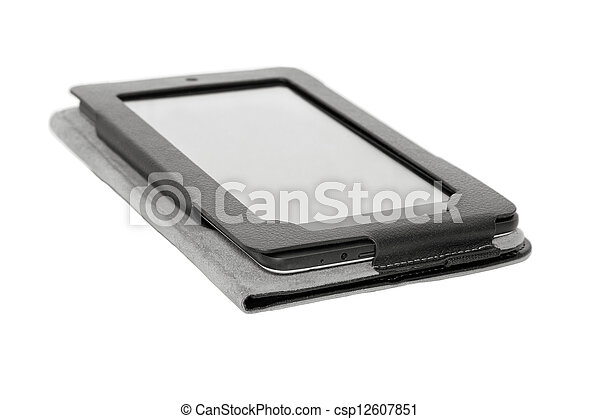 Tablet PC. - csp12607851