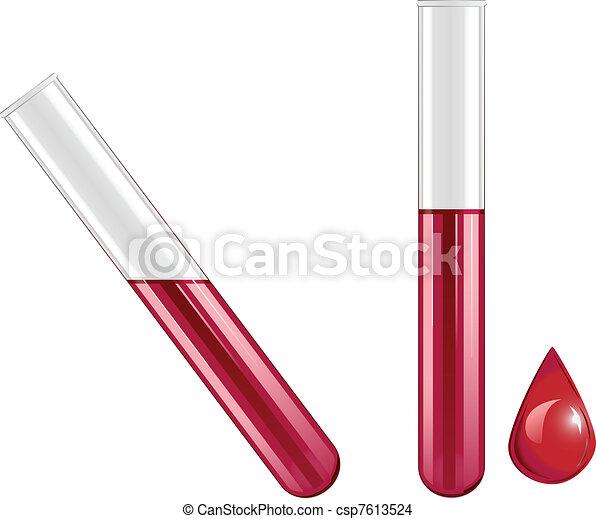 Bluttest - csp7613524