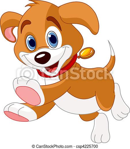 Witziger Hund - csp4225700