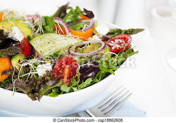 Salat - csp18862608
