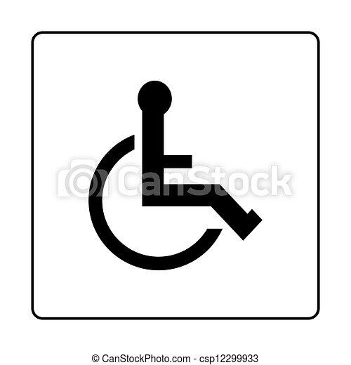 Symbol des Zugangs. - csp12299933