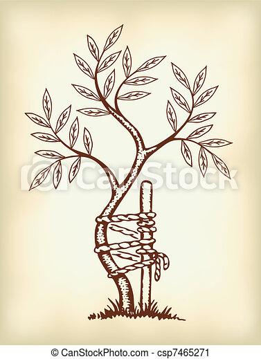 symbol, orthopädie, traumatology. - csp7465271