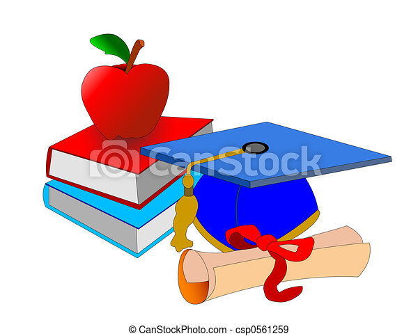 tag, studienabschluss - csp0561259