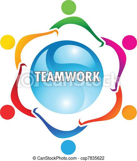 Teamwork - csp7835622