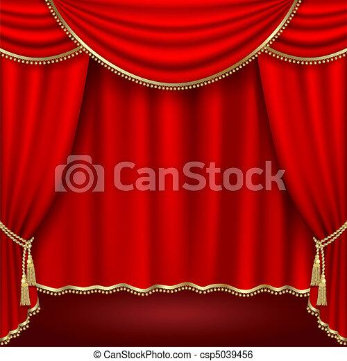 Theater - csp5039456