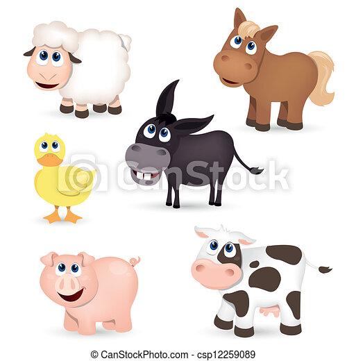 Tierzucht - csp12259089