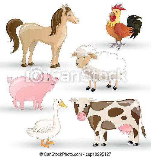 Tierzucht - csp10295127