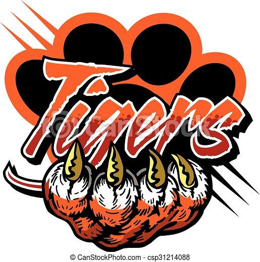tiger - csp31214088