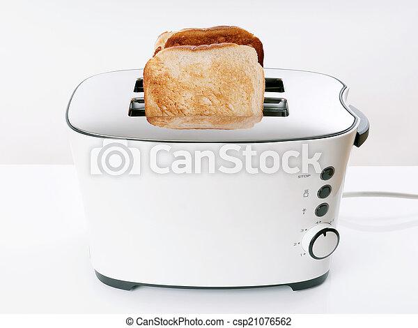Toaster. - csp21076562