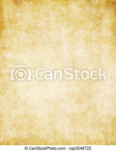 Tolle Hintergründe der alten Pergamentpapier-Beschaffenheit - csp3548722