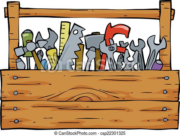 Toolbox. - csp22301325