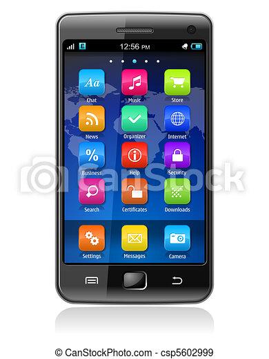Touchscreen Smartphone - csp5602999