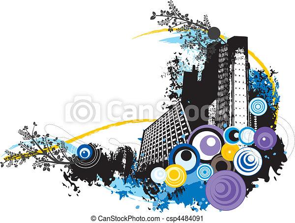 Urbane Kunst - csp4484091