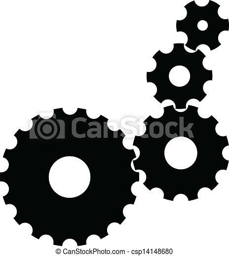 Vektorgetriebe - csp14148680