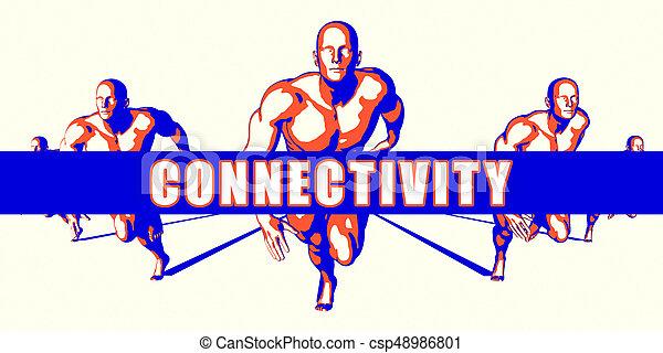 Verbindung. - csp48986801