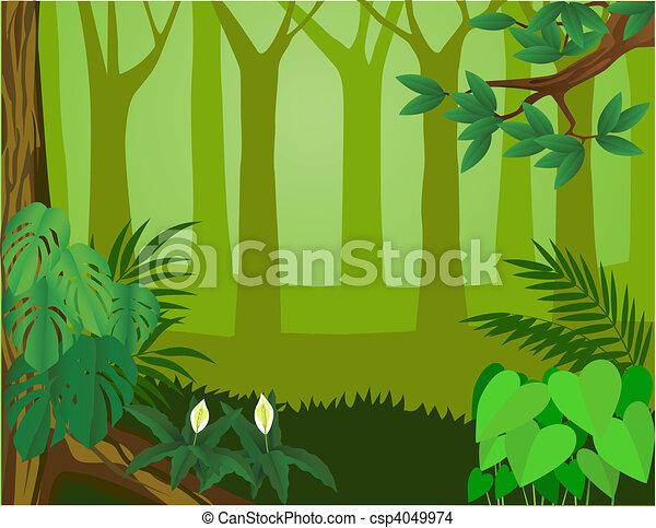 Wald - csp4049974