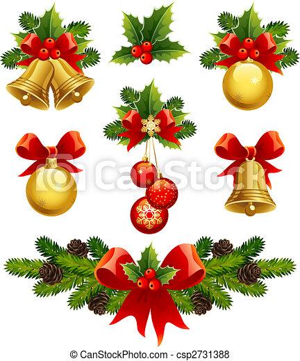 Weihnachtsschmuck - csp2731388