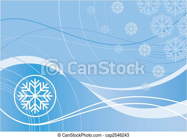 Winterdesign - csp2546243
