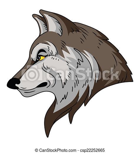 Wolf - csp22252665