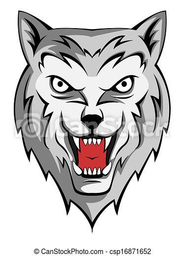 Wolf. - csp16871652