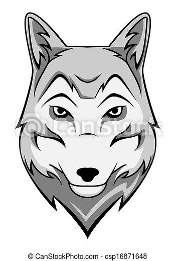 Wolf - csp16871648