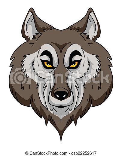 Wolf - csp22252617